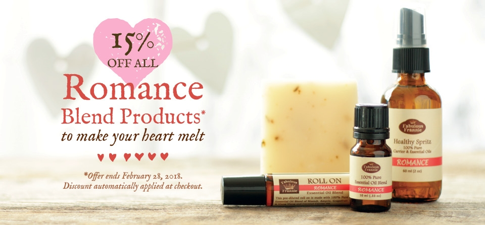 February Slider Special Romance Products