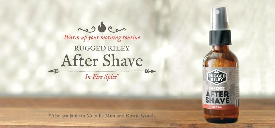 April: After Shave