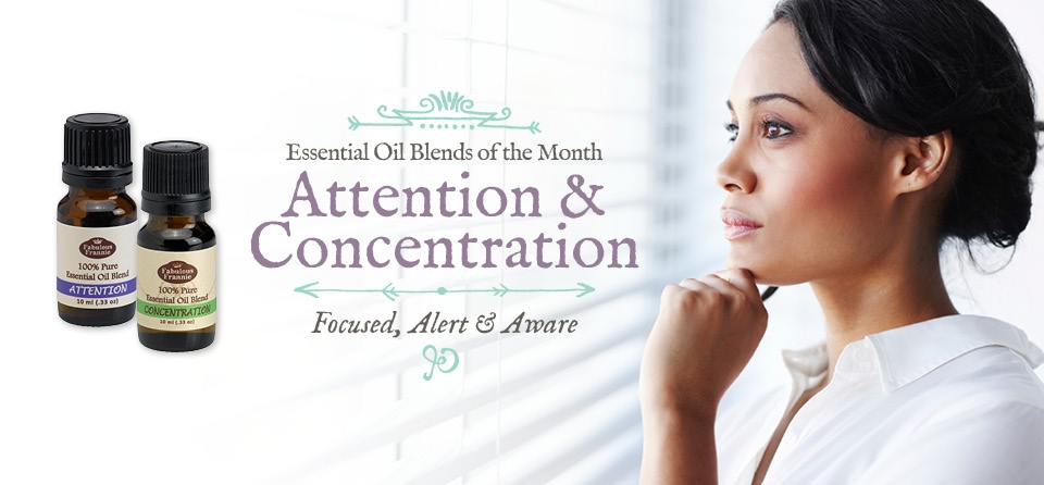 September: Attention/Concentration 2016