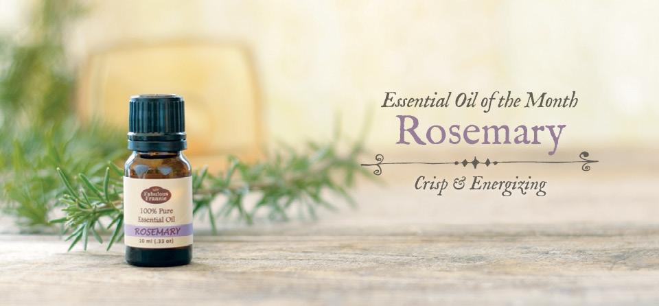 August: EO Rosemary