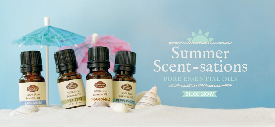 August: Summer Scent-sations 2016