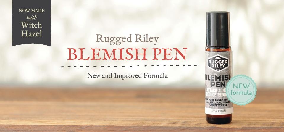 March Slider: RR Blemish Pen