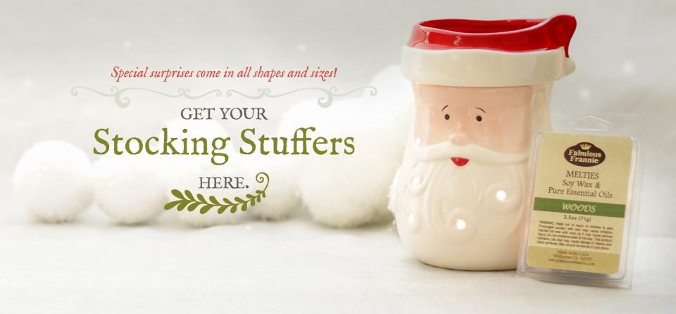December Slider: Stocking Stuffer Santa