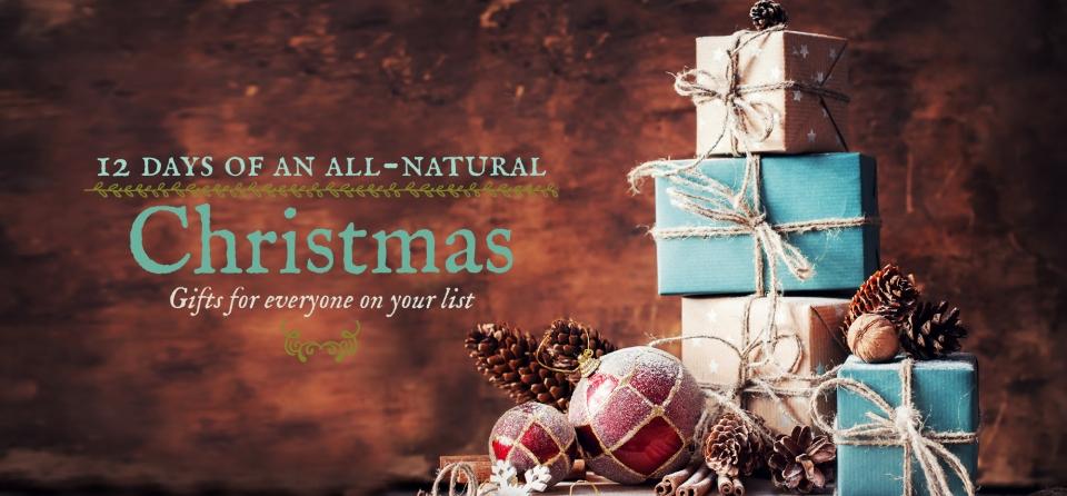 December Slider: All Natural Christmas