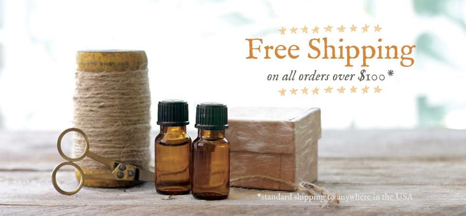 September - Free Shipping