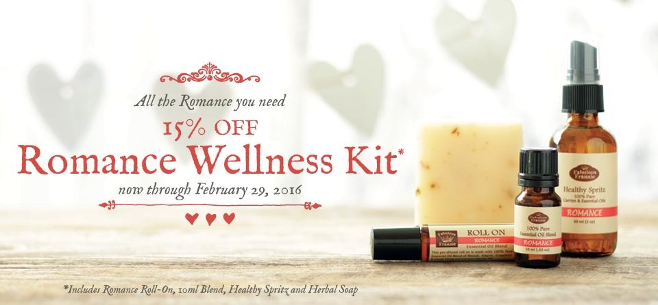 February: Romance Kit