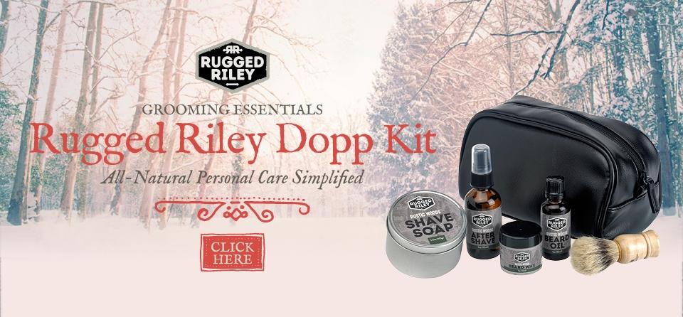 Rugged Riley - Dopp Kit