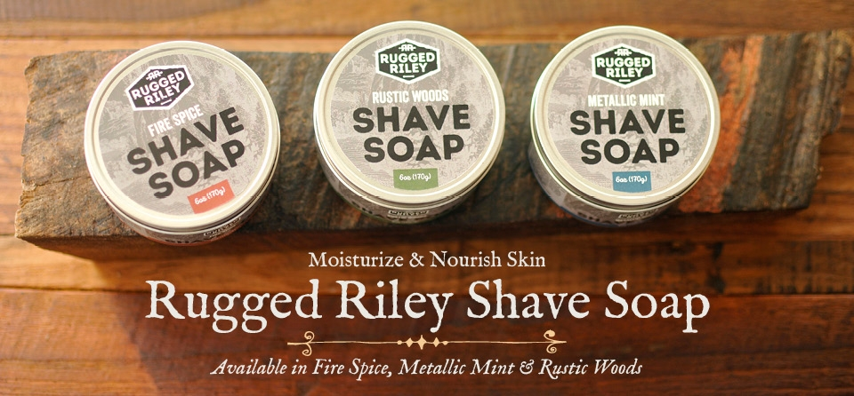 August: RR Shave Soap 2016