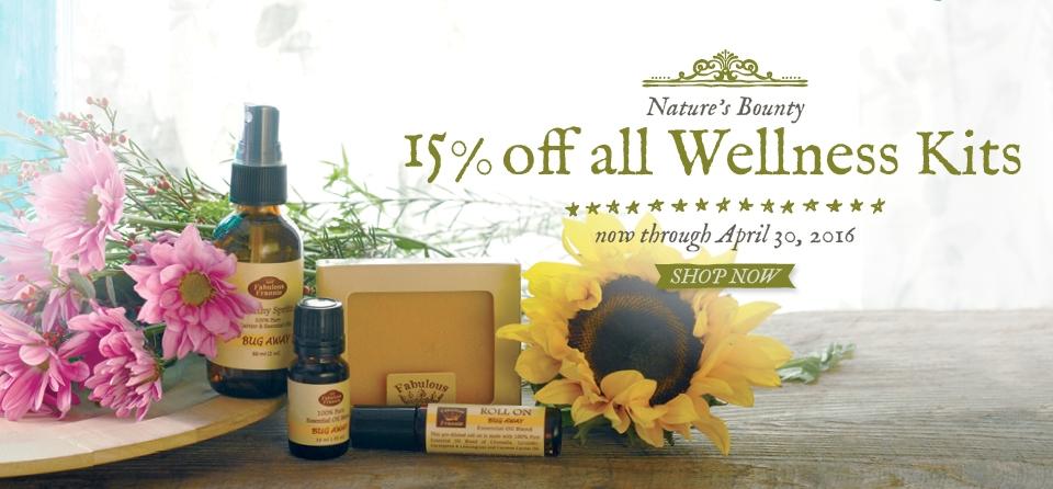 April: Special - Wellness Kits