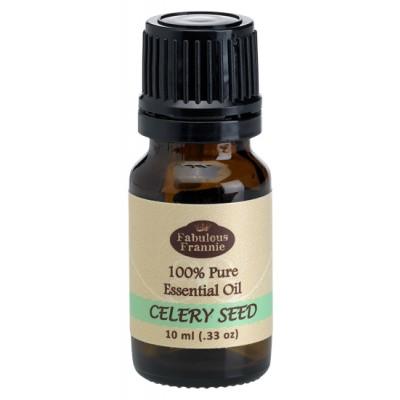 Celery Seed Pure Essential Oil 10ml