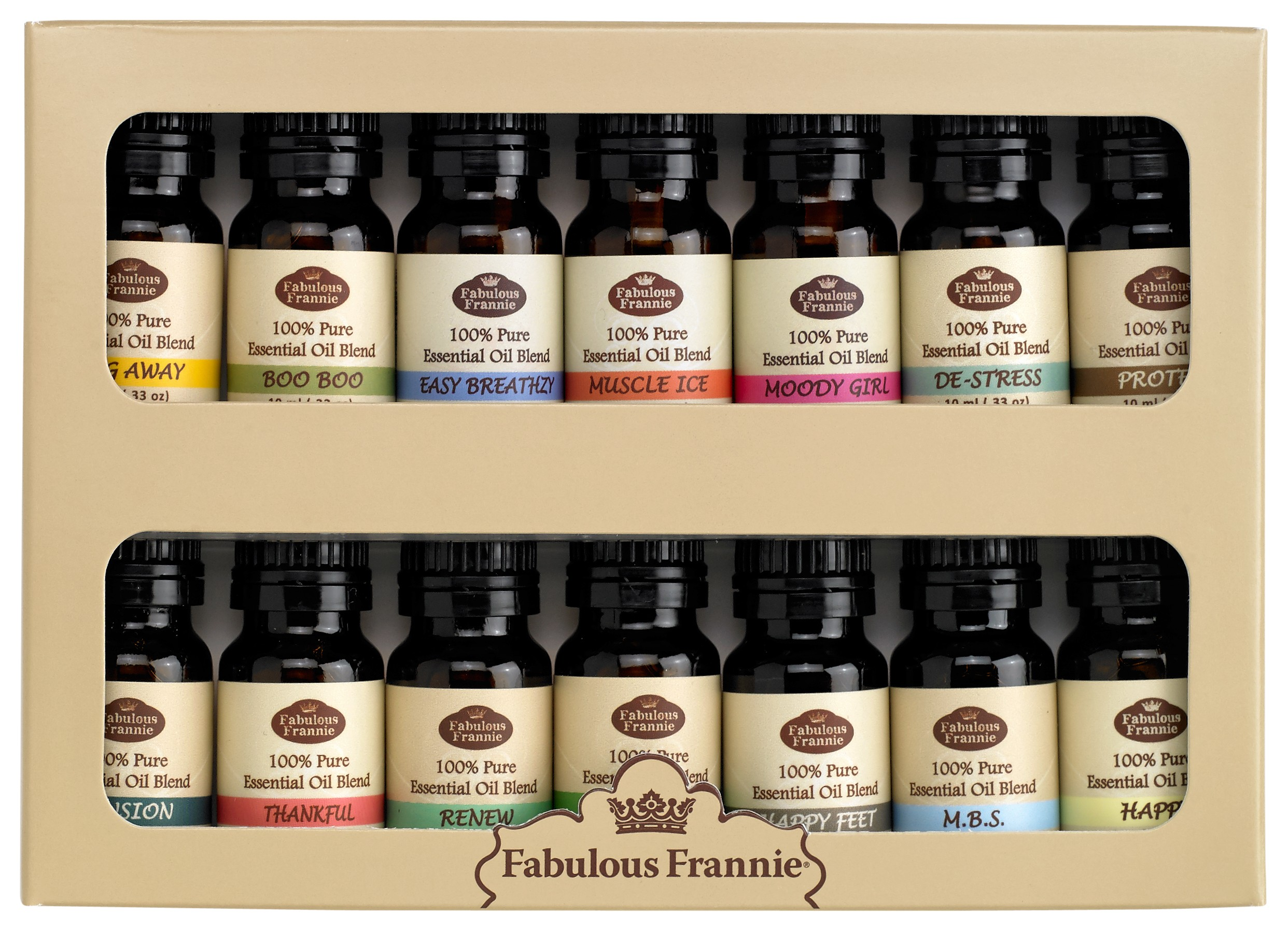 Starter Blend Box Set Essential Oil Kits Amp Gift Sets