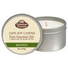 Woods All Natural Soy Candle