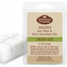 Fresh Air 100% Pure & Natural Soy Meltie 2.75 oz