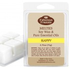 Happy 100% Pure & Natural Soy Meltie 2.75 oz