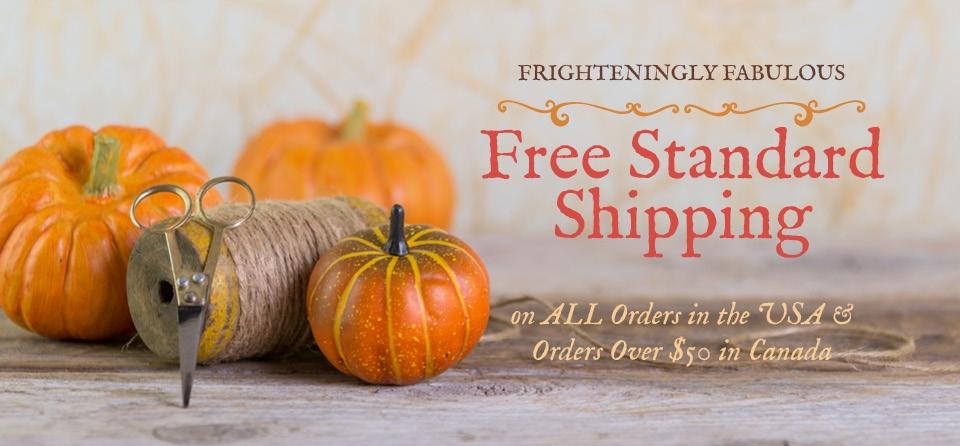 October Shipping