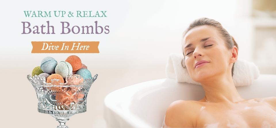 November Slider Bath Bombs