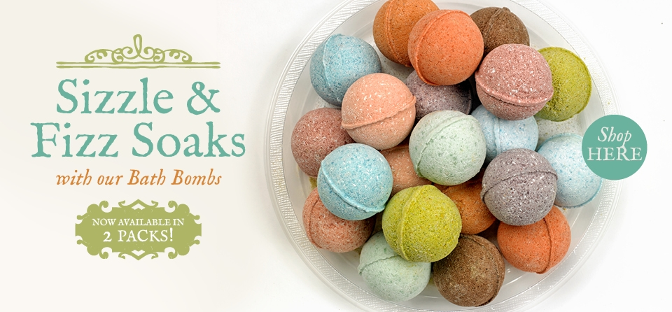 July Slider Special Bath Bombs