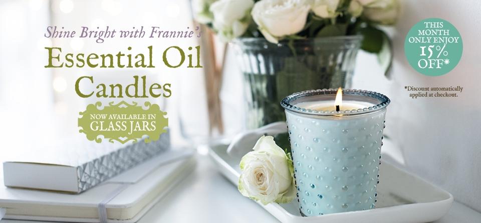November Slider Specials Jar Candles