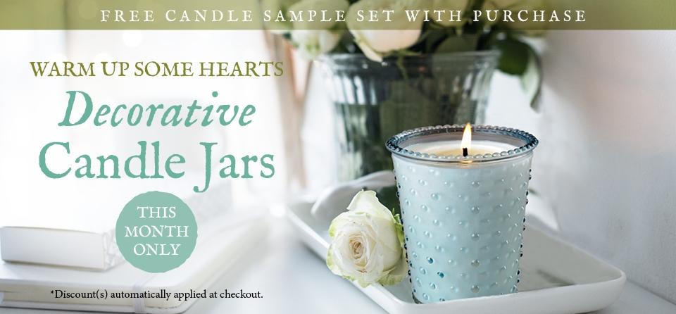 Slider October 2021 Special Candles