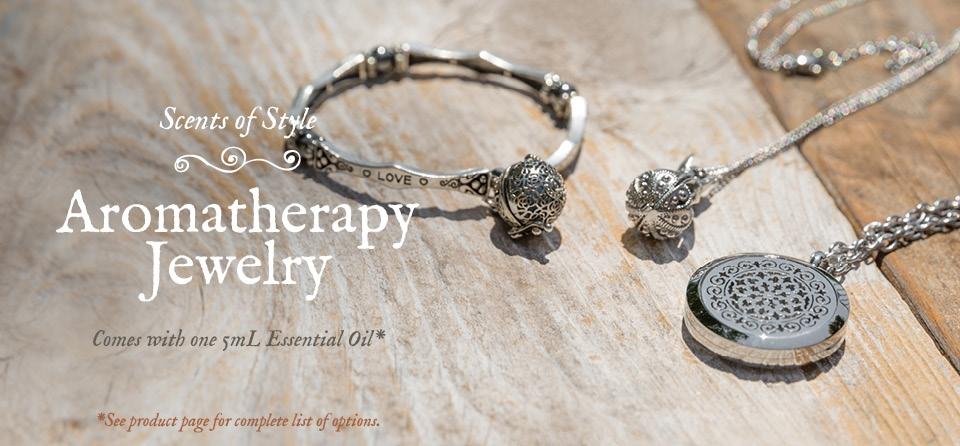 YEAR-ROUND Slider-Aromatherapy-Jewelry