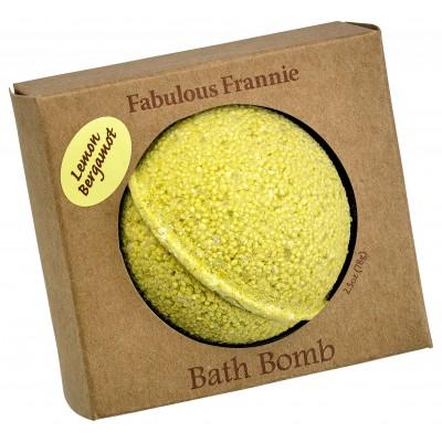 Lemon Bergamot Bath Bomb 2.75oz