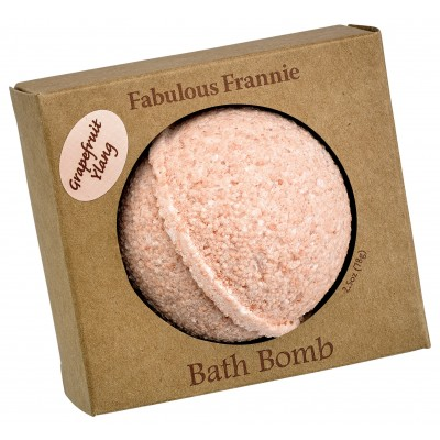 Grapefruit Ylang Ylang Bath Bomb 2.75oz