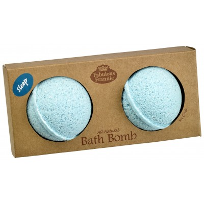 Sleeply Time Bath Bomb 2.75oz - 2pk