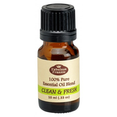 Clean & Fresh Pure Essential Oil Blend