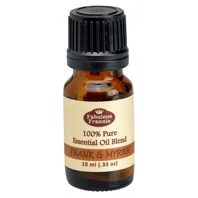 Frankincense & Myrrh Pure Essential Oil Blend