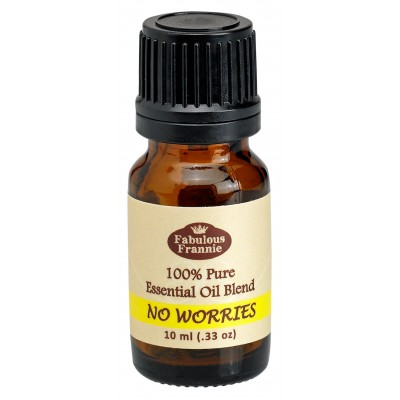 No Worries Pure Essential Oil Blend