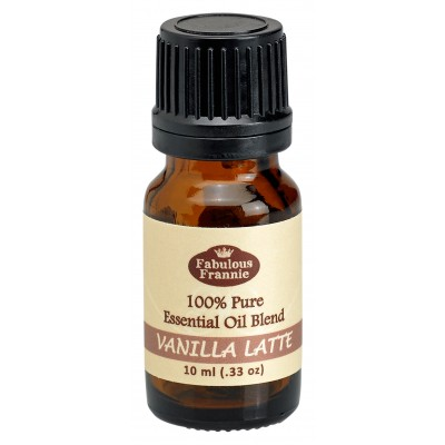 Vanilla Latte Pure Essential Oil Blend