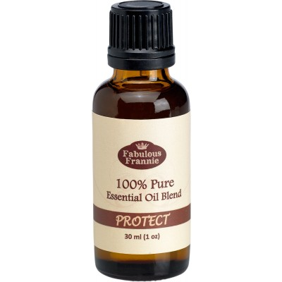 Protect Pure Essential Oil Blend 30ml (Comparable to Young Living's Thieves & DoTerra's ON GUARD blend)*