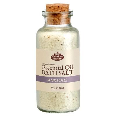 Anxious Mineral Bath Salt 7oz