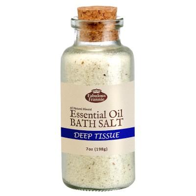 Deep Tissue Mineral Bath Salt 7oz