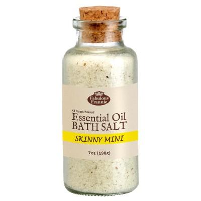 Skinny Mini Mineral Bath Salt 7oz