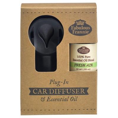 Car Diffuser & Oil Set U-pick