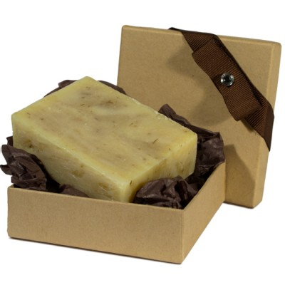 Lemongrass Natural Herbal Bar Soap 4 oz - Gift Set