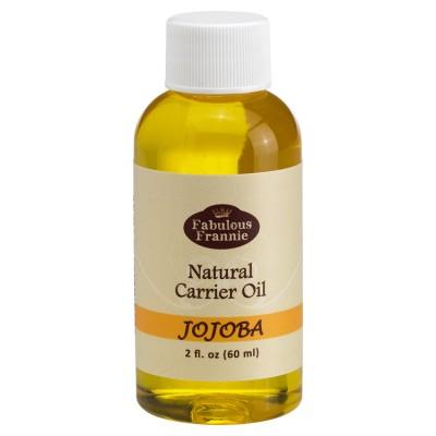 2oz Sample Size Jojoba Pure & Natural Carrier Oil