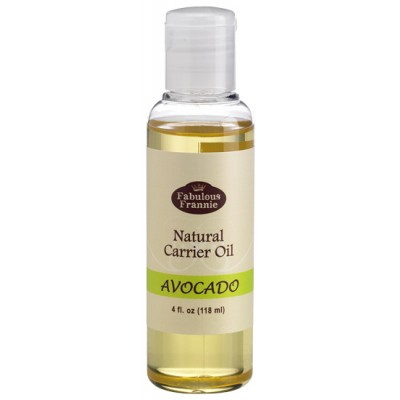 Avocado Pure & Natural Carrier Oil 4 oz