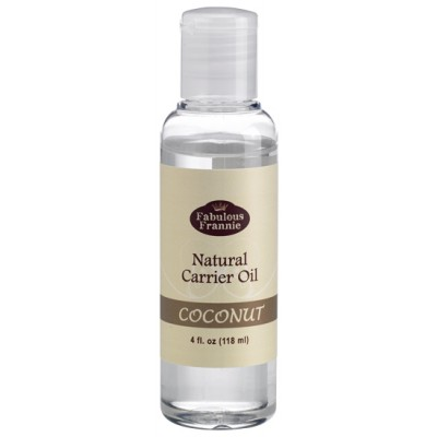 Coconut Pure & Natural Carrier Oil 4 oz