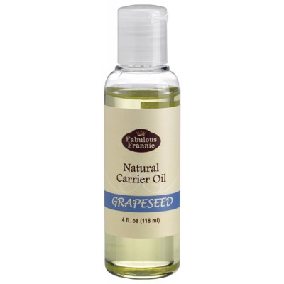 Grapeseed Pure & Natural Carrier Oil 4 oz