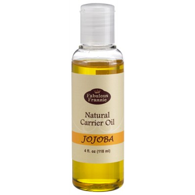 Jojoba Golden Pure & Natural Carrier Oil 4 oz
