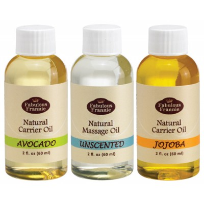2oz Sample Size Pure & Natural Carrier Oil