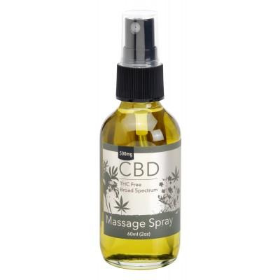 Original Massage Spray 2oz - 500mg