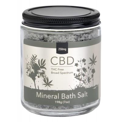 Original Bath Salt 7oz - 250mg
