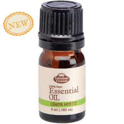 Lemon Myrtle Pure Essential Oil 5ml