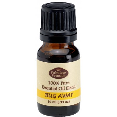 Bug Away Pure Essential Oil Blend