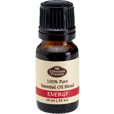 Energy Pure Essential Oil Blend 10ml