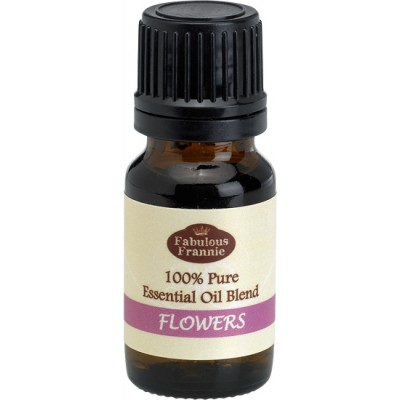 Flowers Pure Essential Oil Blend
