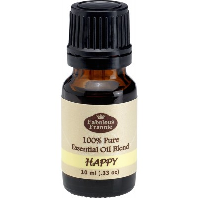Happy Pure Essential Oil Blend